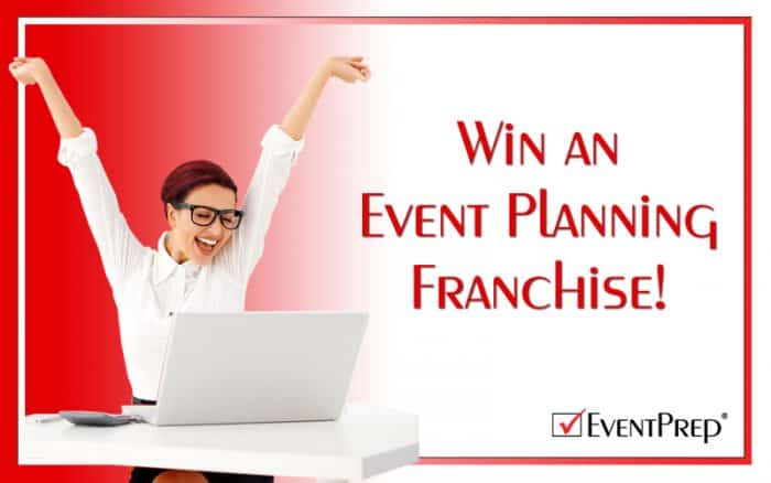 Five Military Spouses Can Win a Free Event Planning Franchise!