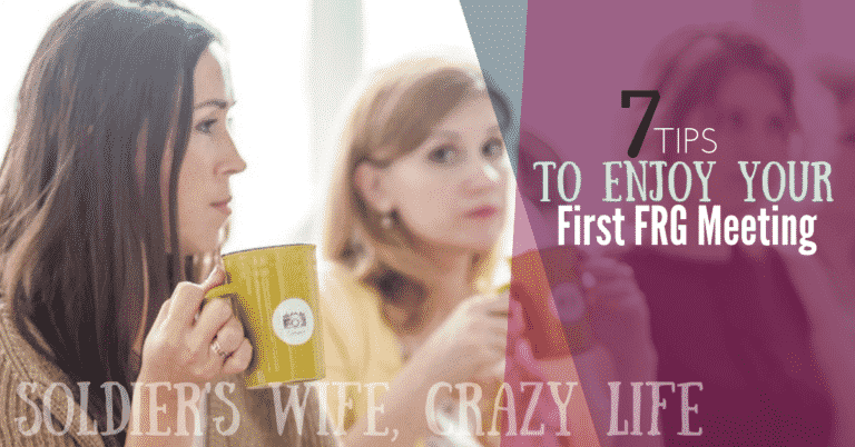 7 Tips to Enjoy Your First FRG Meeting