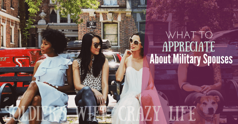 What To Appreciate About Military Spouses