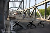 Filmdreh Präsident Aserbaidschan İlham Əliyev Stettiner Brücke Berlin (10)