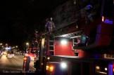 Böswillige Fehlalarme Brandstiftung in Soldiner Straße (2)