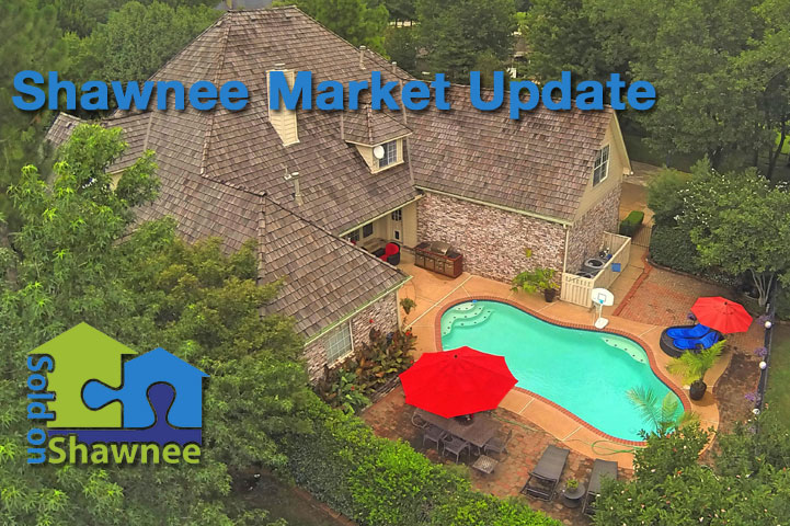 monthly housing market update for shawnee ok