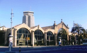 Arcos_fachada_Drassanes_Barcelona