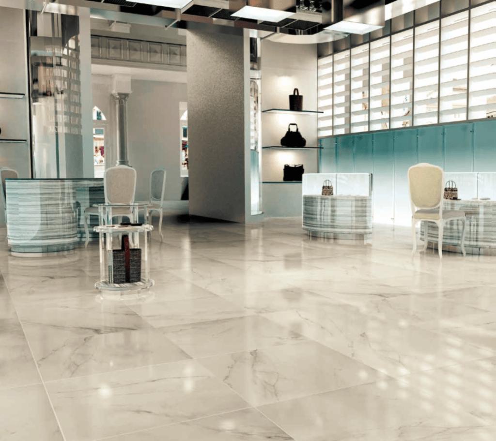 ECO-LUXE-Snow tile - Sole Ceramic
