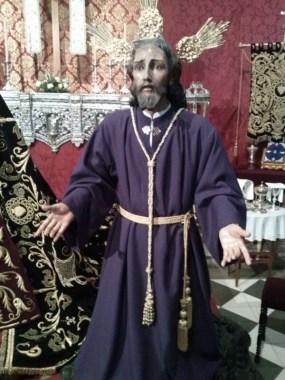 Ntro. Padre Jesús en su Oración en el Huerto