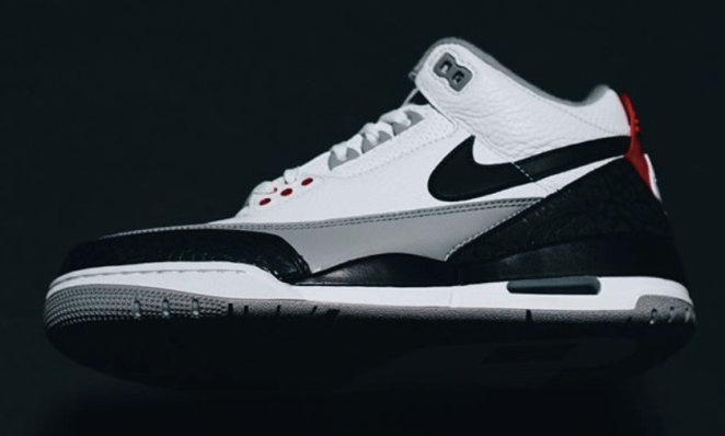 07d070a9f39 The Air Jordan 3 Tinker is returning to SNKRS April 30th and will retail  for  200. USD