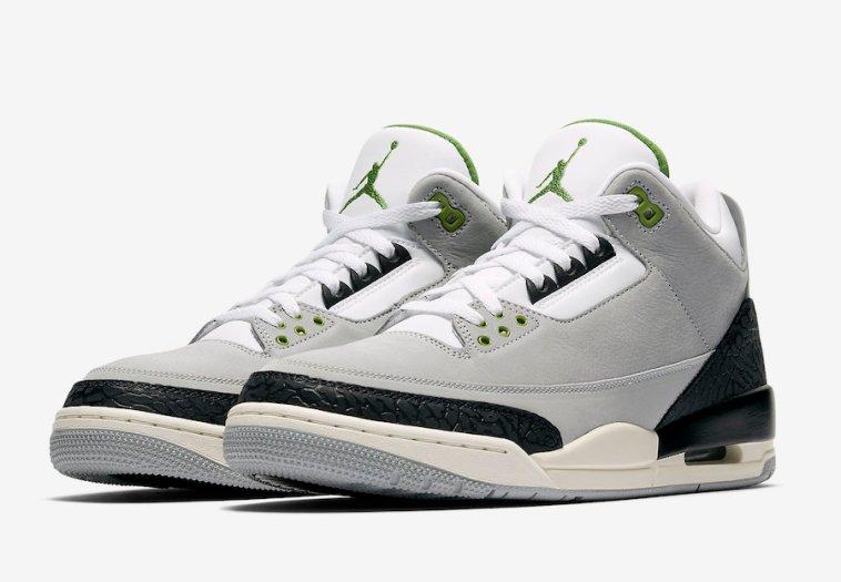 "af201dee5026 Air Jordan 3 Tinker ""Chlorophyll"" – SoleGRIND"