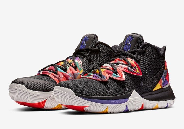 3df5e5e8a57a Nike Kyrie 5 CNY Chinese New Year AO2919-010 Release Date – SBD ...