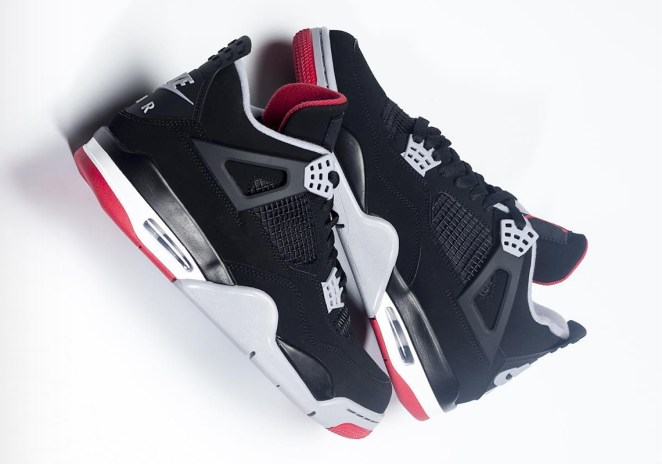 2a9f3381b22438 Expect the OG Air Jordan 4 Bred to release May 11th for  200 USD
