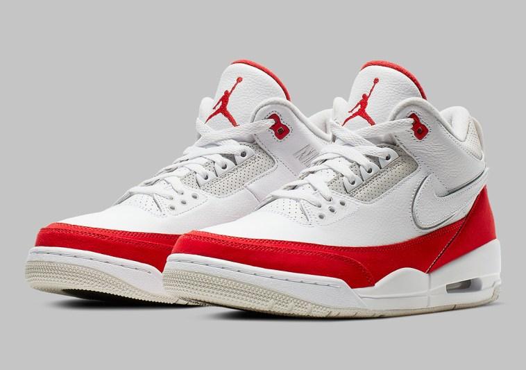 "8879164f1cc6 Air Jordan 3 Tinker ""University Red"" – SoleGRIND"