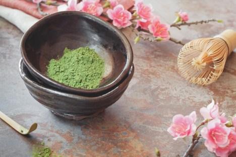 Thé vert Matcha ( Soleil Levant 75 )