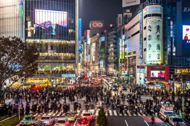 Tokyo ( Soleil Levant 75 )