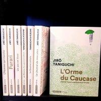 """Manga, """" L'orme du Caucase """", de  Jirô Taniguchi.."""