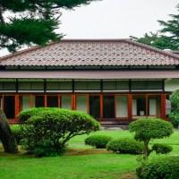 Aomori, Hirosaki, le Fujita Memorial Garden..
