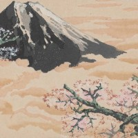 Yokoyama Taikan, Maître du Nihonga, peinture traditionnelle japonaise..