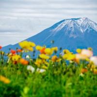 Tottori: Le Mont Daisen.