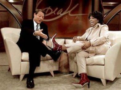 Oprah Winfrey best shoe quotes