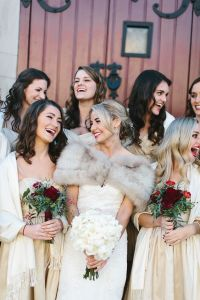 Solely Original Winter Wedding