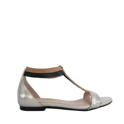 Dressing for British Summer Time: flat sandals
