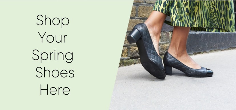 Shop your spring shoes here!