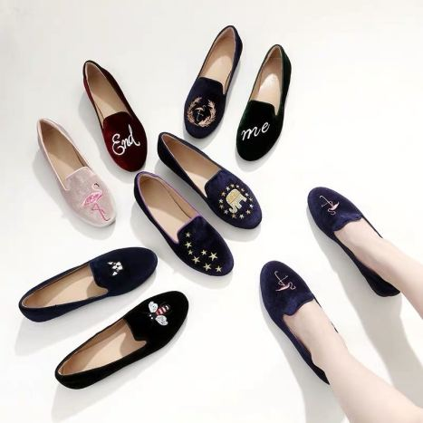 Personalise your house shoes