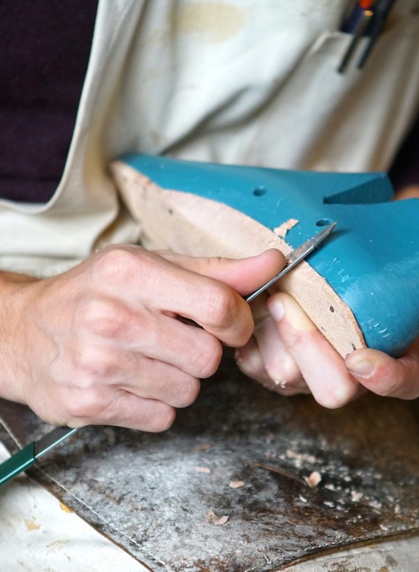 bespoke footwear craftmanship