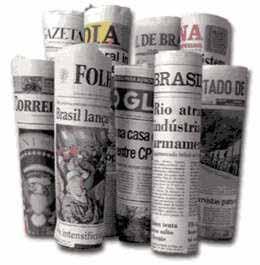 Aumenta circulação de jornais brasileiros