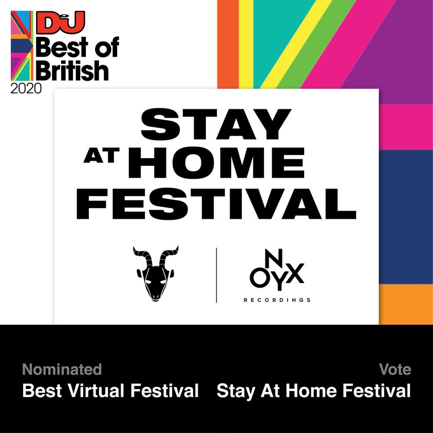 Stay at Home Festival