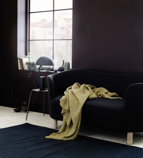 Una Wolldecke Roros Tweed