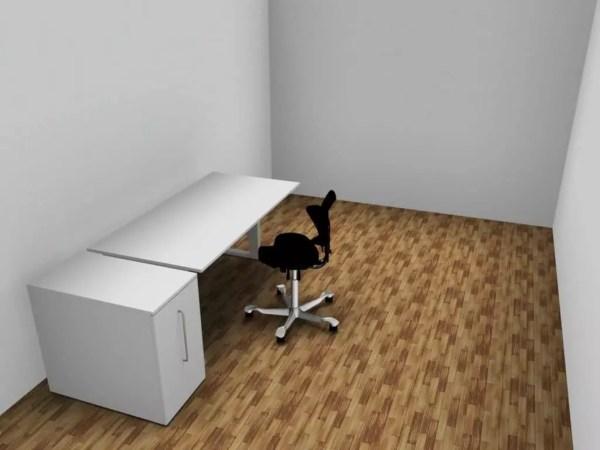 Start Up Büroeinrichtung Tisch, Stuhl & Stauraum günstig