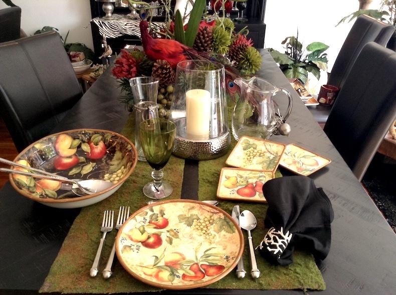 Tips Para Decorar Tu Mesa El Día De Acción De Gracias Soleroco