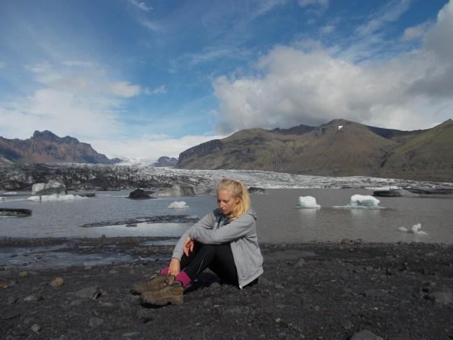 Skaftafellsjökull, Iceland