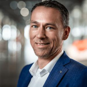 Bram Peters Leiter Produktmanagement Viessmann Heizsysteme GmbH.