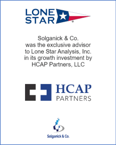 HCAP Partners provides growth investment to Lone Star Analysis