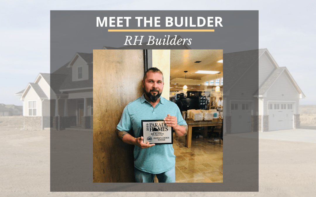 Meet The Builder | RH Builders