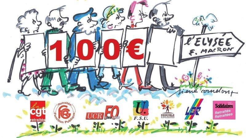 Retraité.e.s en action à Grenoble le 17 novembre pour la dignité ! Rassemblement 14h30 à Verdun (et pétition nationale)
