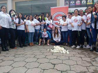 SOLIDARIDAD POR COLONBIA DÍA DE LA MUJER FUERTE Y SEGURA