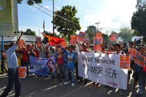 Sepekan Memprotes Pemerintah Australia yang Mencuri Minyak Timor Leste