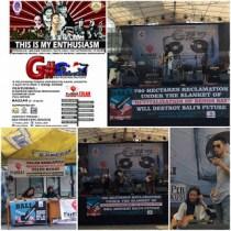 ForBALI Membunyikan Musik Melawan Reklamasi Teluk Benoa
