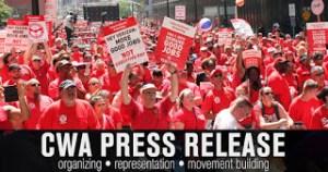 Mogok Kerja Buruh Verizon AS Hasilkan Kenaikan Gaji