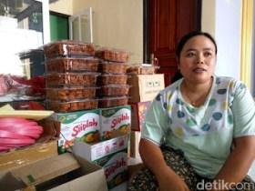 Kisah Mantan TKW Asal Banyuwangi yang Sukses Berbisnis Kue