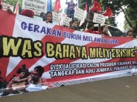 Perundingan Upah di Markas TNI, Buruh Minta Tempat yang Netral