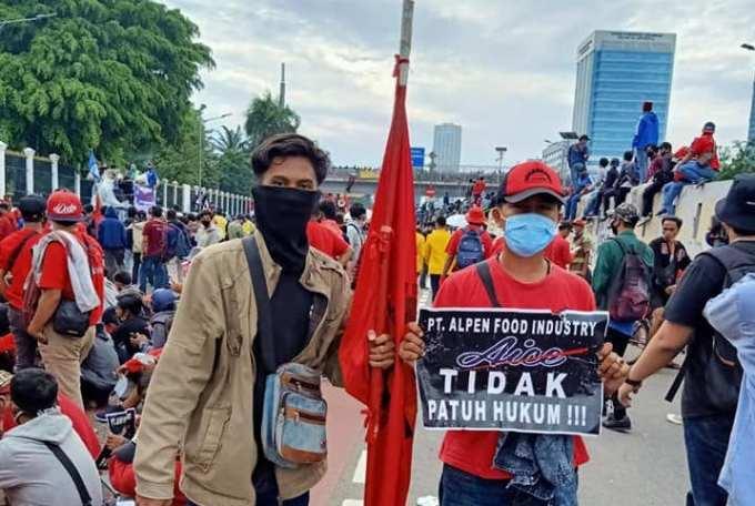 persatuan buruh
