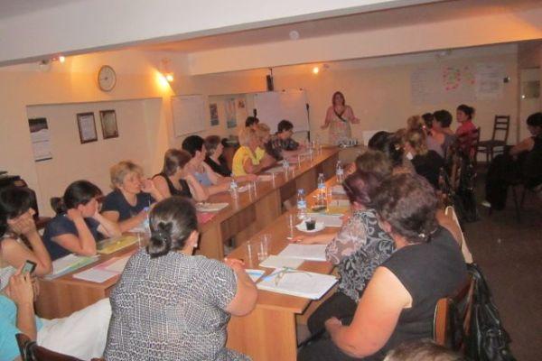 Sukcesy gruzińskich kobiet zZemo iKvemo Nikozi