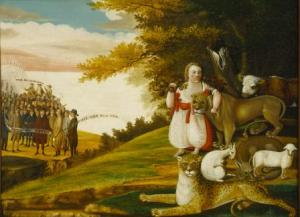 A_Peaceable_Kingdom_with_Quakers_Bearing_Banners_1829-30_Edward_Hicks