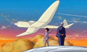 The Wind Rises: 'imagination takes flight'.