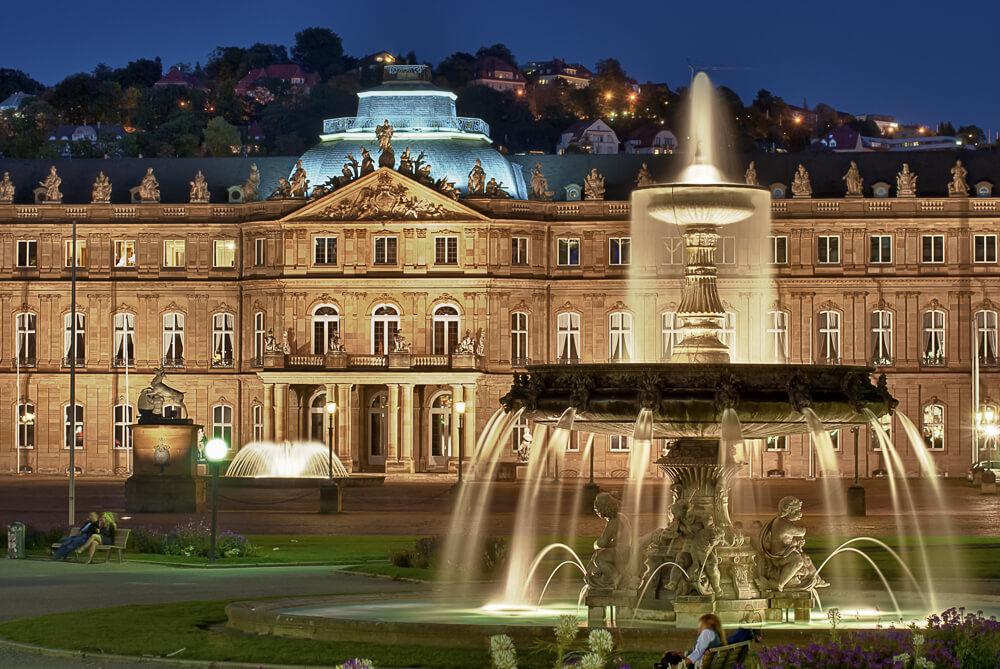 Všetko čo potrebujete vedieť o Stuttgarte.