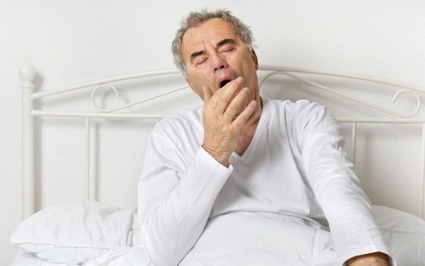 Poruchy spánku, spavosť alebo nespavosť