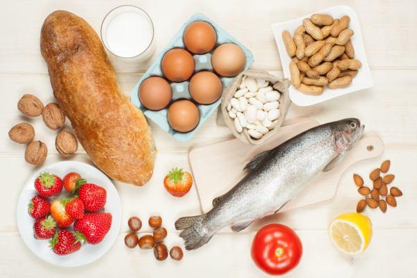 Najčastejšie potravinové alergény, solid care