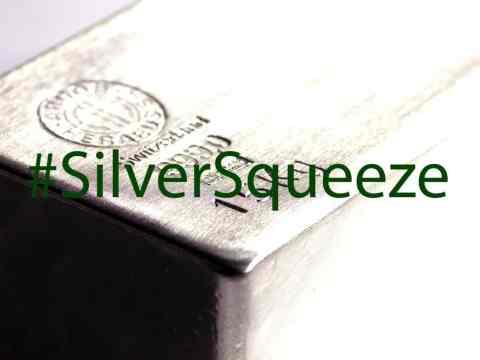 Silberkäufe